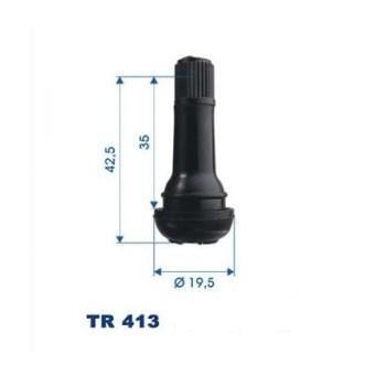 Bezdušový ventil TR413